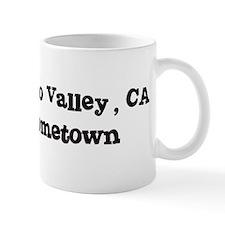 San Fernando Valley - hometow Small Mug