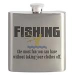 Fishing Fun Flask
