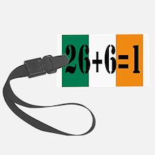 Irish pride Luggage Tag