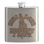 Save a Deer Flask