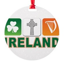 Irish pride Ornament