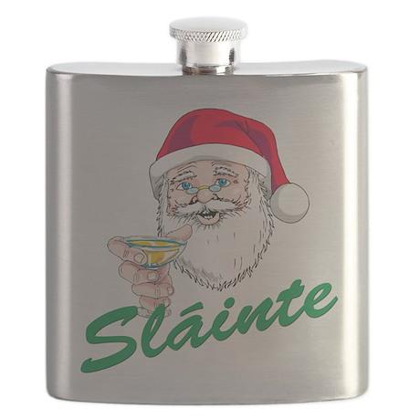 Santa claus slainte.png Flask