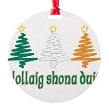 Merry Christmas.png Ornament