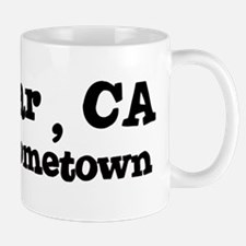 Weimar - hometown Mug