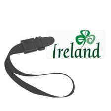 ireland(blk).png Luggage Tag