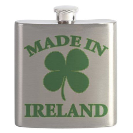 made in ireland.png Flask