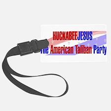 huckabee_jesus01.png Luggage Tag