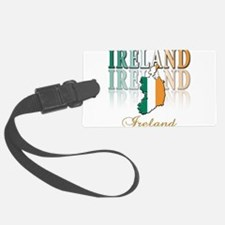 ireland 3(blk).png Luggage Tag