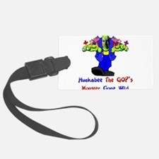 anti_huckabee01.png Luggage Tag