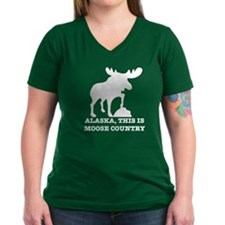 White Moose Country Shirt
