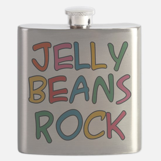 Jelly Beans Rock Flask