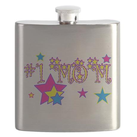 #1 Mom Flask