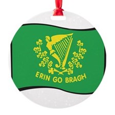 ERIN GO BRAGH T-Shirt.png Ornament