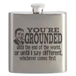 You're Grounded! Flask