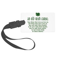 an old irish curse T-Shirt.png Luggage Tag