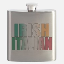 Irish Italian Flask