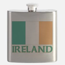 Irish flag Flask