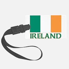 Irish flag Luggage Tag