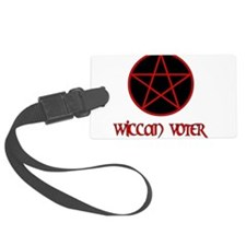wiccan_voter01.png Luggage Tag