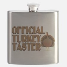 fficial Turkey Taster Flask
