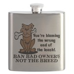 Ban Bad Owners Flask