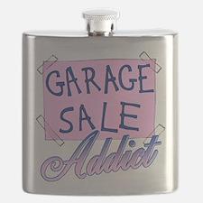 Garage Sale Addict Flask