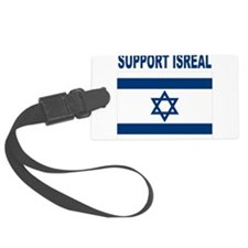 Peace for Isreal Luggage Tag