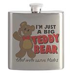 Big Teddy Bear Flask