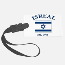 I love Isreal Luggage Tag