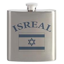 I love Isreal Flask