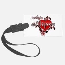 eclipse(white).png Luggage Tag