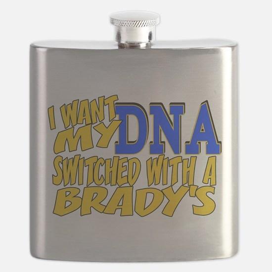 DNA Switch - Brady Flask