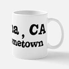 Wawona - hometown Mug