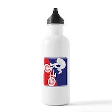BMX Bike Rider Water Bottle