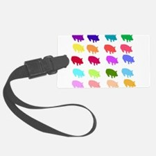 pigs_rainbow01.png Luggage Tag