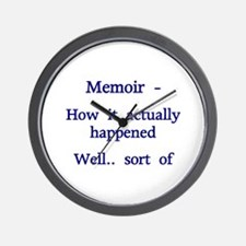 Blue - Memoir, How it actually happened, well....