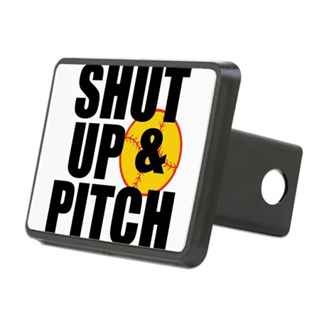 life is better.png Rectangular Hitch Cover