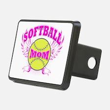Softball mom Hitch Cover