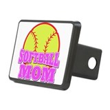 Softball mom Hitch Covers
