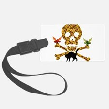halloween_skull01.png Luggage Tag