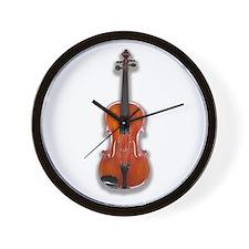 The Viola Wall Clock