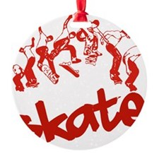 skateboarding.png Ornament