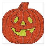 pumpkin01a.png Square Car Magnet 3