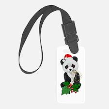 christmas_panda01.png Luggage Tag
