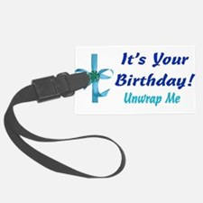 birthday_present02.png Luggage Tag