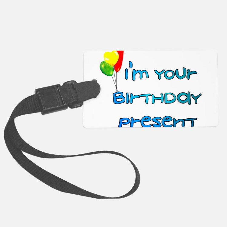 birthday_present01.png Luggage Tag