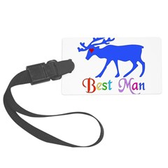 2-best_man02.png Luggage Tag