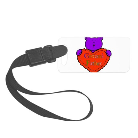 bride_mother02.png Small Luggage Tag