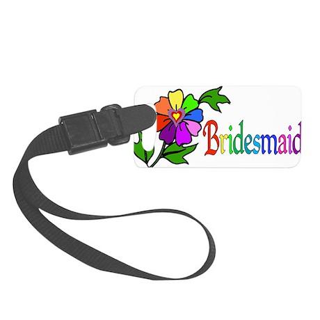 bridesmaid01.png Small Luggage Tag