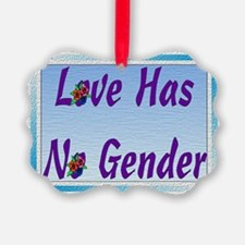 Cute Gay weddings Ornament
